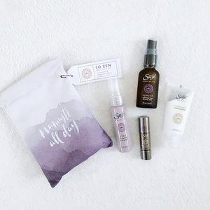 """Saje Makeup - Saje Natural Wellness """"So Zen"""" Post-Yoga kit"""